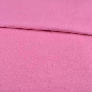 Фліс рожевий гвоздика ш.195