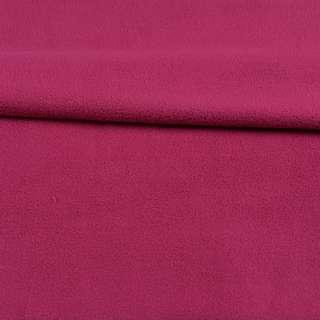 Флис розовый темный ш.190