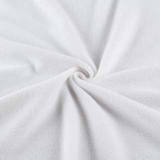Флис белый ш.164 (распродажа)