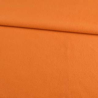 Флис оранжевый ш.165