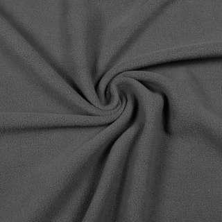 Флис серый, ш.160