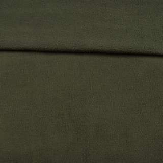 Фліс оливковий темний ш.165