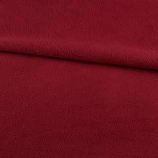 Флис красный ш.190