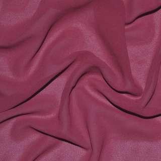 Стрейч Креп шифон вишнево розовый ш.150