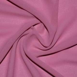 Стрейч Креп шифон розово сиреневый (оттенок) ш.150