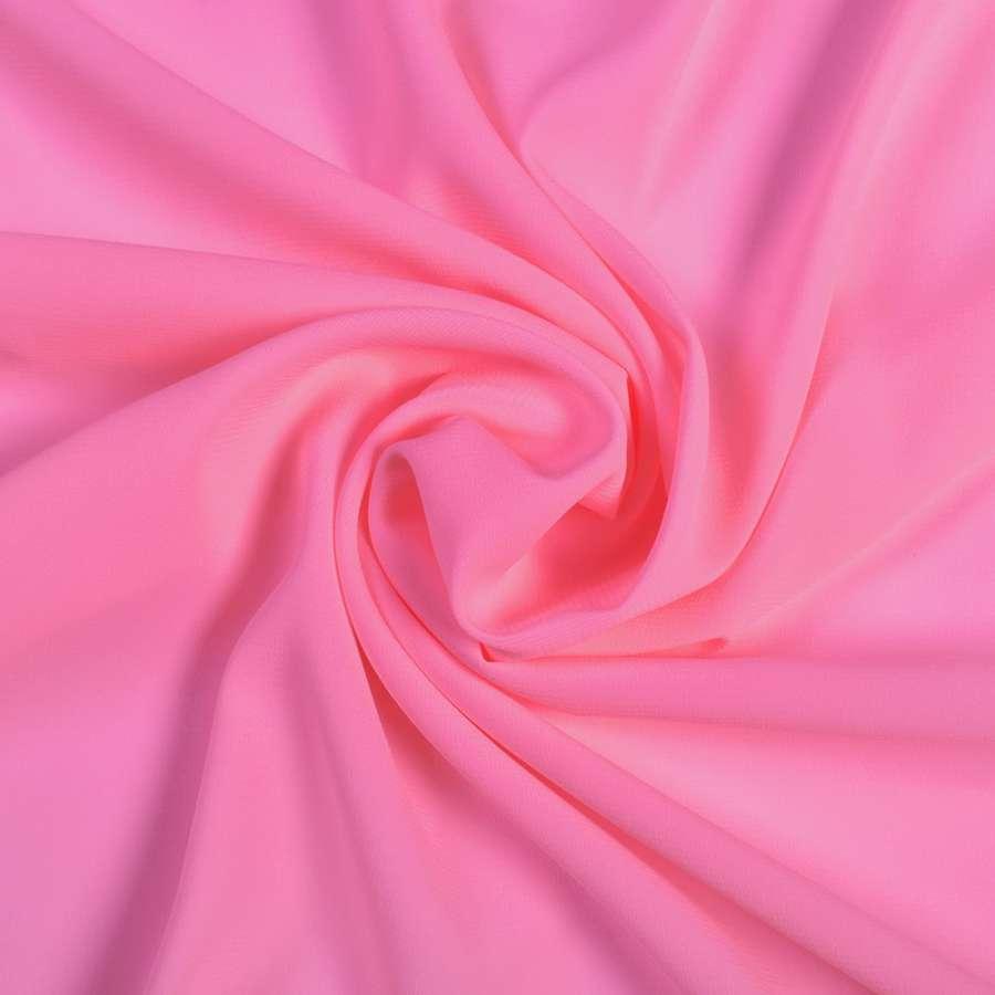 Шифон стрейч розовый ш.150