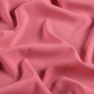 Стрейч шифон темно розовый ш.150