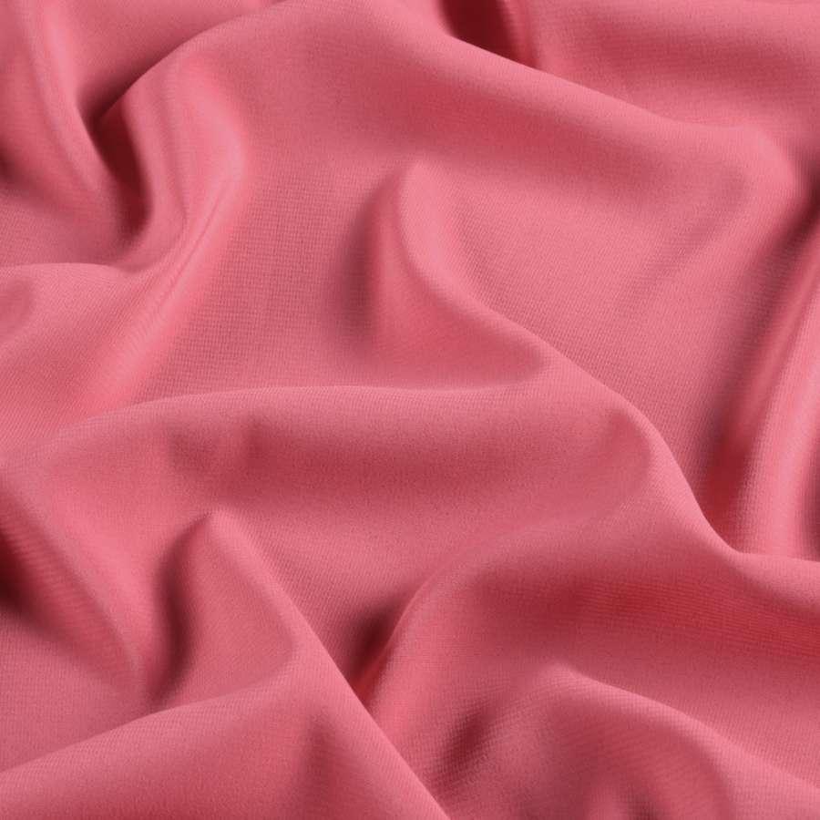 Шифон стрейч розовый темный ш.150