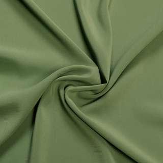 Стрейч шифон светло зеленый ш.150