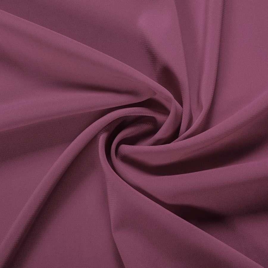 Шифон стрейч розовато-лиловый ш.150