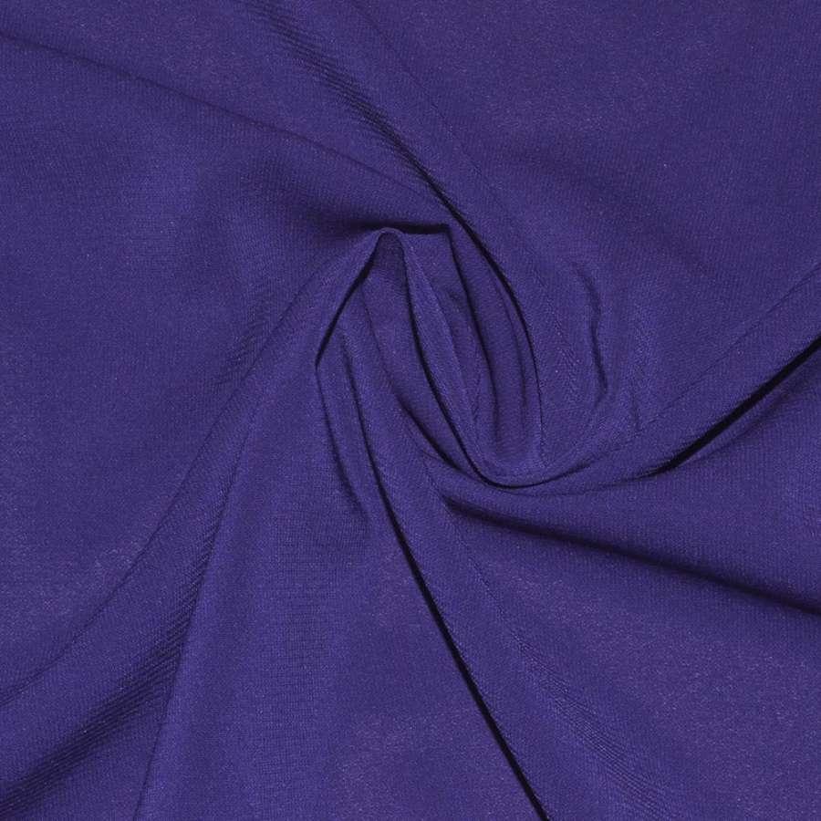 Шифон стрейч сине-фиолетовый ш.150