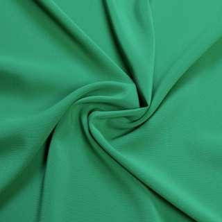 Шифон стрейч зелений ш.150