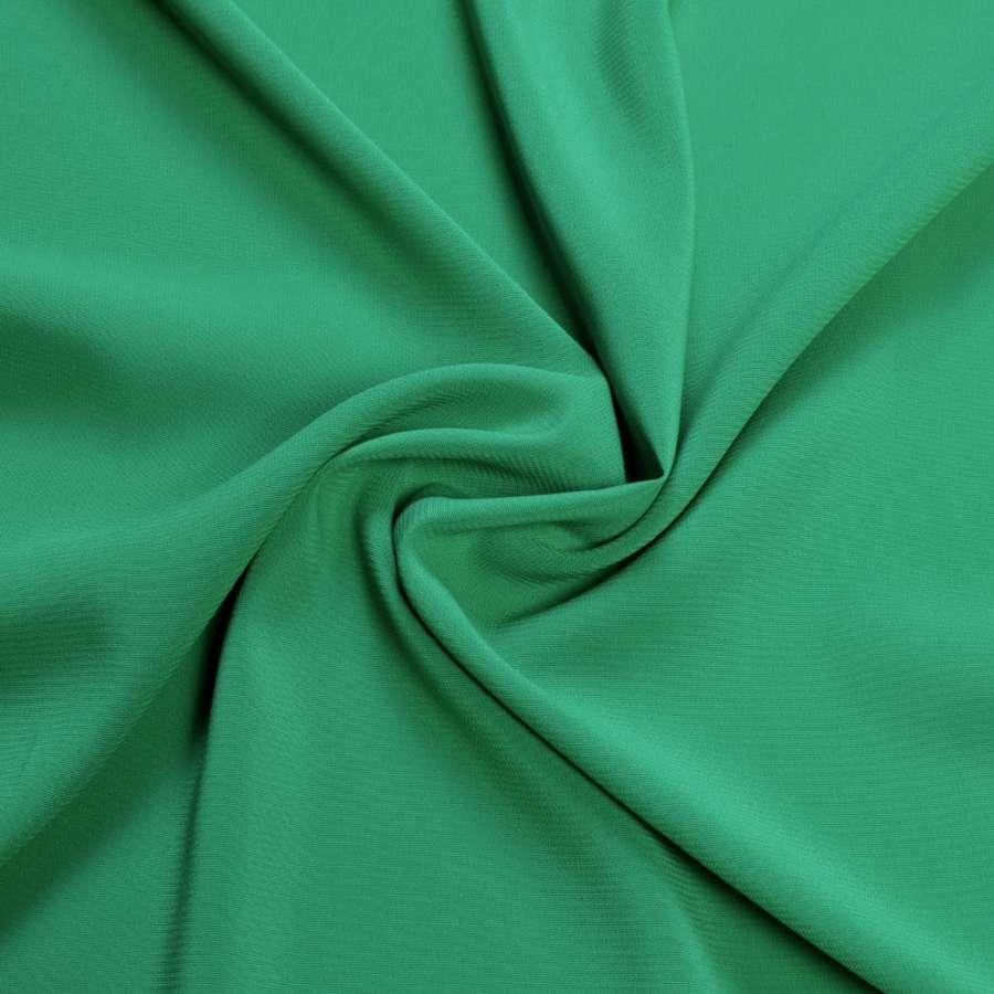 Шифон стрейч зеленый ш.150