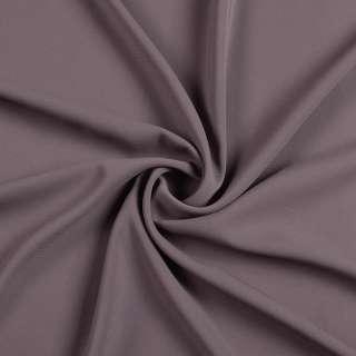 Шифон стрейч сіро-фіолетовий ш.150