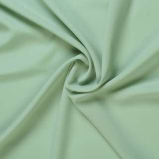 Стрейч шифон зелено серый ш.150