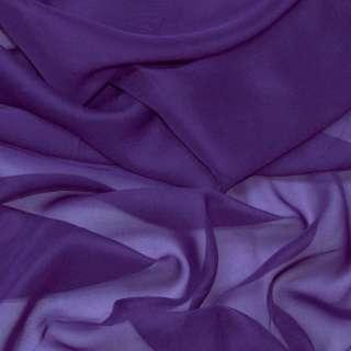 Шифон фиолетовый ш.150