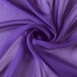 Шифон Діллон фіолетовий ш.150