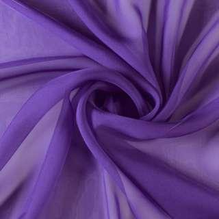 Шифон диллон фиолетовый ш.150