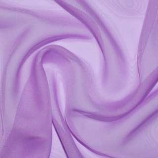 Шифон диллон фиолетовый светлый ш.150