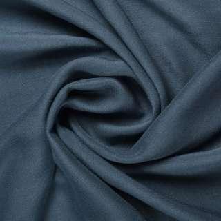 Штапель сине серый ш.140