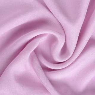 Штапель сиренево розовый ш.140