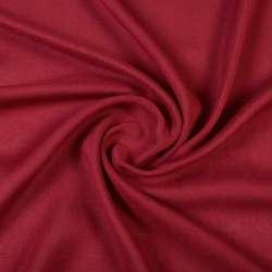 Штапель бордовый, ш.140