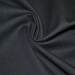 Коттон-джинс синьо-чорний ш.148