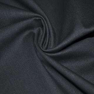 коттон-джинс сине-черный ш.148