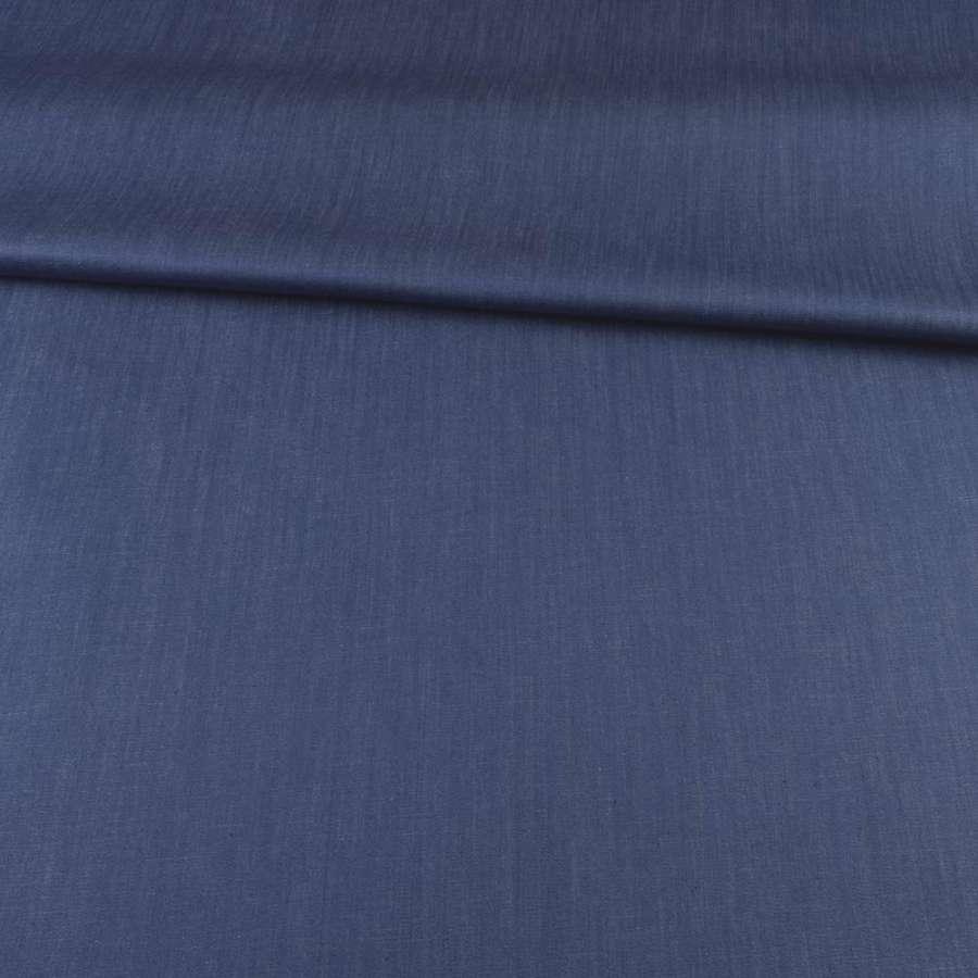 Джинс стрейч синий, ш.130