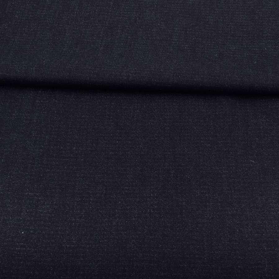 Джинс стрейч синій темний ш.140