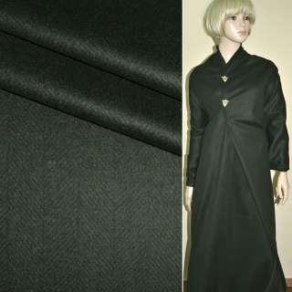 """Тканина костюмна темно-сіра (ялинка) """"PHILIPP"""" Німеччина ш.158"""