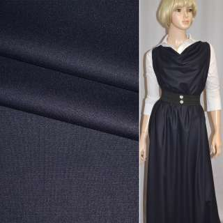 Ткань костюм. синяя Германия ш.155