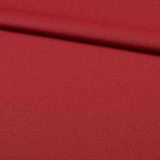 Ткань костюмная бордовая, ш.150