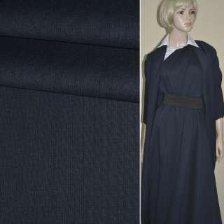 """Ткань костюмная синяя """"ALFREDO RODINA"""" италия ш.158"""