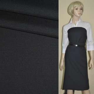 """Ткань костюм. сине-черная """"PHILIPP"""" Германия ш.150"""