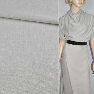 ткань костюмная светло-серая, ш.150