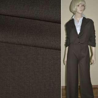 "Ткань костюм. коричневая ""PHILIPP"" Германия ш.158"