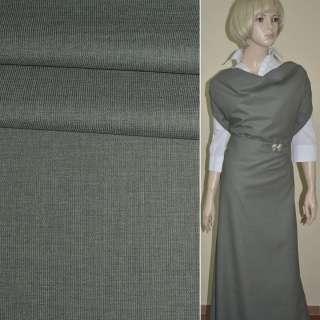 """Ткань костюмная светло-серая """"GUABELLO"""" италия ш.154"""