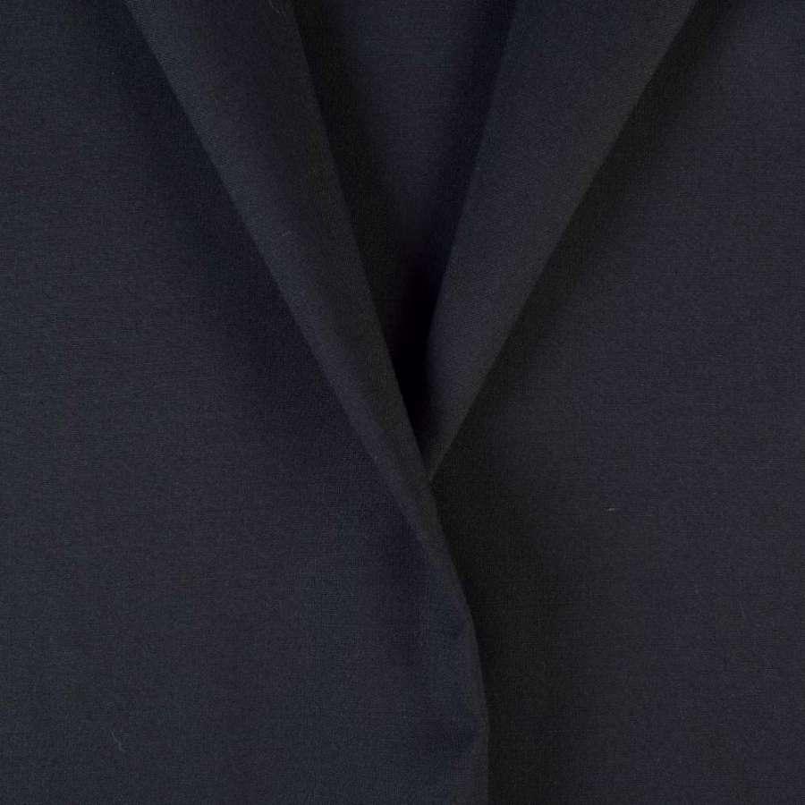 Тканина костюмна синя темна, ш.155