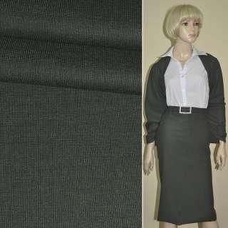 """Ткань костюмная серая """"GUABELLO"""" италия ш.153"""