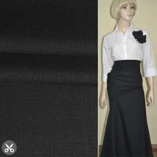 Ткань костюмная темно-серая Германия ш.156