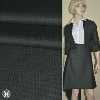 """Ткань костюмная темно-серая """"PHILIPP"""" Германия ш.155"""