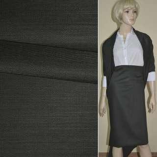 """Ткань костюмная коричнево-серая """"MARLANE"""" италия ш.152"""