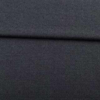 Шерсть серо-синяя с черточками ш.150