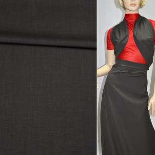 Тканина костюмна темно-сіра (HUGO BOSS), ш.150