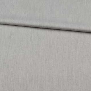Шелк костюмный серый светлый, ш.157