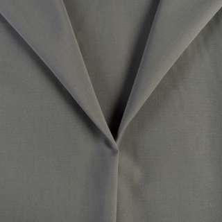 Ткань костюмная серая светлая, ш.155