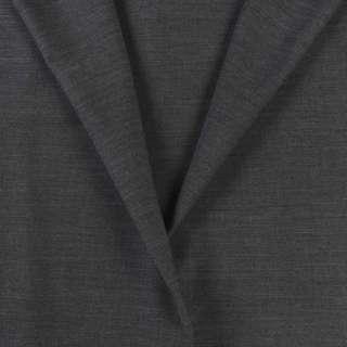 Ткань костюмная серая меланж, ш.160