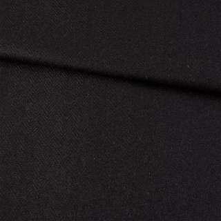 Шерсть елочка черно-коричневая, ш.150