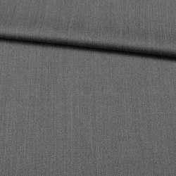 Шерсть Becker костюмная серая светлая, ш.150